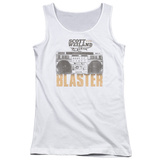 Juniors Tank Top: Scott Weiland - Blaster T-shirts