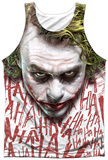 Dark Knight- Joker Face Tank Top
