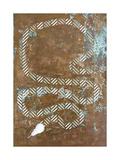 Herringbone Gone Astray No. 2 Giclee Print by Gosia Warrink