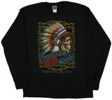 Long Sleeve: Grateful Dead- Spring Tour '90 - Tişört