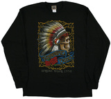 Long Sleeve: Grateful Dead- Spring Tour '90 Camisetas de manga larga