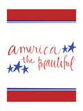 America the Beautiful Posters by Katie Doucette