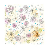 Floral Prints by Sarah Ogren