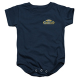 Infant: Polar Express - Conductor Infant Onesie