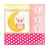 Bedtime Baby Girl Prints by Jennifer Pugh
