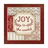 Joy to the World Poster by Jennifer Pugh