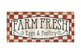 Farm Fresh Posters by Jennifer Pugh