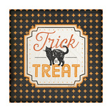 Halloween Trick or Treat Posters by Jennifer Pugh
