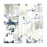 Neutral Abstract III Prints by Sarah Ogren