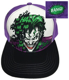 Joker- Sublimated Snapback Hat