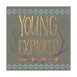 Young Explorer Reproduction giclée Premium par Katie Doucette