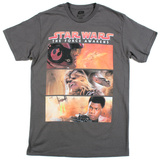 Star Wars The Force Awakens- Three Way Shirt