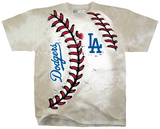 Youth: MLB- Dodgers Hardball T-Shirt