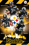 Pittsburgh Steelers - Team 2015 Poster