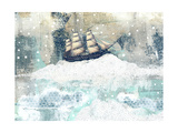 Ship Prints by Sarah Ogren