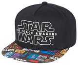 Star Wars: The Force Awakens- Action Stamp Sanpback Hat
