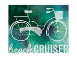 Beach Cruiser Láminas por Katie Doucette