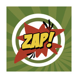 Zap Art by Anna Quach