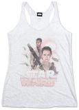 Women's: Star Wars The Force Awakens- Classic Tank Top レディースタンクトップ