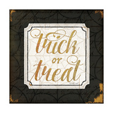 Trick or Treat Square Prints by Jennifer Pugh