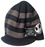 Nightmare Before Christmas- Visor Knit Beanie Beanie