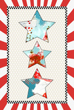 3 Stars Posters by Sarah Ogren