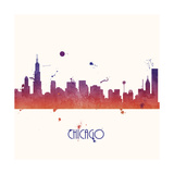 Chicago Prints by Anna Quach
