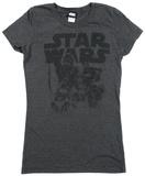 Juniors: Star Wars The Force Awakens- Drawn Tshirts
