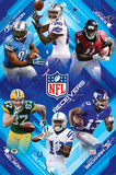NFL - Receivers 2015 Plakater