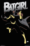 Batgirl- Shadow Silhouette Posters