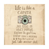 Camera Print by Katie Doucette