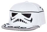 Star Wars- Boy's Stormtrooper Snapback Hat