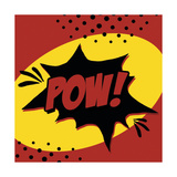Pow Prints by Anna Quach