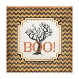 Halloween Boo Prints by Jennifer Pugh