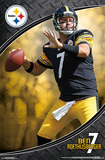 Pittsburgh Steelers - B Roethlisberger 2015 Posters