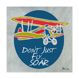 Airplane Two Posters by Shanni Welsh