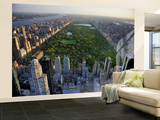 Central Park View Wallpaper Mural