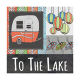 To the Lake Posters by Shanni Welsh