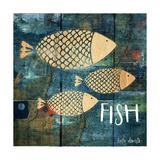 Fish Prints by Katie Doucette
