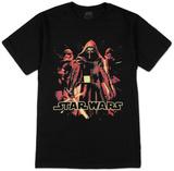 Star Wars- Triglow Shirts
