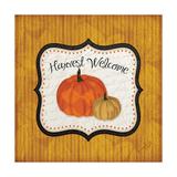 Harvest Welcome Prints by Jennifer Pugh