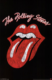 Rolling Stones - Classic Logo Prints