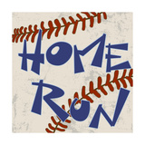 Home Run Premium Giclee Print by Anna Quach