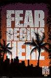 Fear The Walking Dead - Teaser Poster