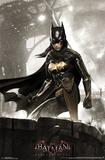 Arkham Knight - Batgirl Posters