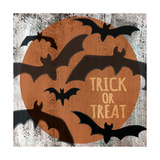Trick or Treat - Bats Prints by Shanni Welsh