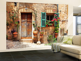 Charming Street Reproduction murale