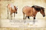 Be Strong Art by Jennifer Pugh