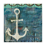 Set Sail Poster by Katie Doucette