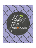 Happy Halloween Prints by Jo Moulton